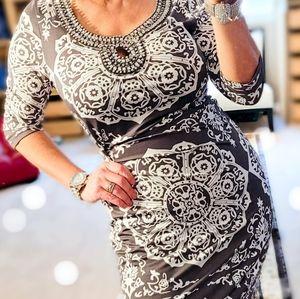 I.N.C. International Concepts jeweled dress